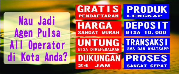 Image Result For Agen Pulsa Murah Di Tebo